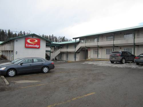 Econo Lodge City Centre Inn